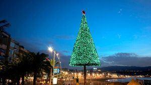 Las Palmas de Gran Canaria recibirá 2019 con música y fuegos en la playa de Las Canteras