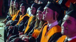 Nuevos graduados de Les Roches Marbella: 87 alumnos procedentes de 28 países
