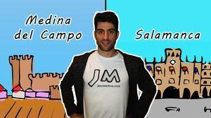 Jesu Medina. Ilustrador y diseñador gráfico