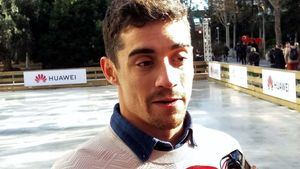 Javier Fernández y su Revolution On Ice llega a Madrid