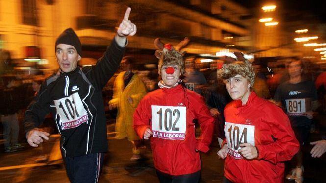 Fin de año y Reyes en Navarra: formas diferentes de dar la bienvenida a 2019