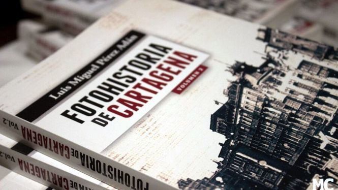 El segundo volumen de La Foto Historia de Cartagena incorpora 400 nuevas imágenes