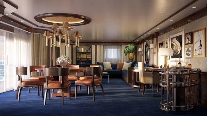Ralph Lauren diseña las suites de Oceania Cruises