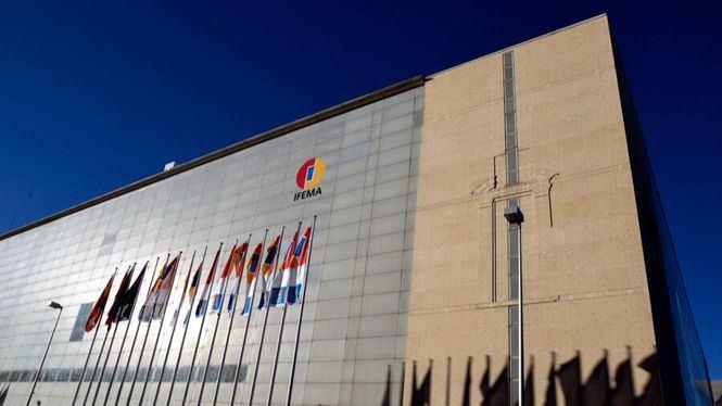 IFEMA arranca hoy su actividad en el Palacio Municipal de Congresos