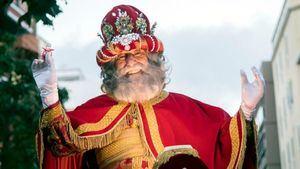 Las Palmas de Gran Canaria celebra con una gran noche la llegada de los Reyes Magos