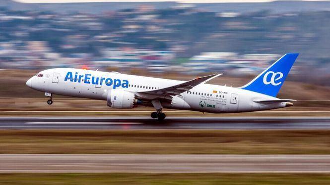 Air Europa crecerá en el largo radio con un 8% más de asientos en 2019