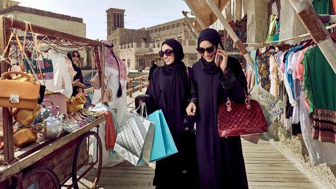 Ir al Dubái Shopping Festival y volar con Emirates sin problemas de peso