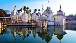 Madhya Pradesh, el corazón de India y la tierra del Libro de la Selva