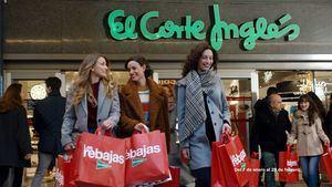 El Corte Inglés inicia las rebajas online el día de Reyes