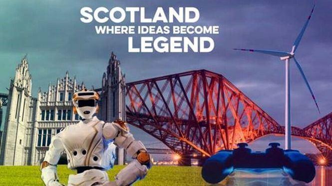 Escocia, premiada como destino MICE