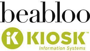 KIOSK y Beabloo expondrán en NRF 2019 una demo de cartelería digital