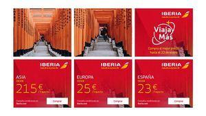 Viaja Mas, con Iberia