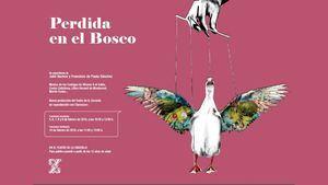 El Teatro de la Zarzuela repone el espectáculo de marionetas, Perdida en el Bosco