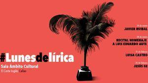 """Javier Ruibal en """"Lunes de Lírica"""""""