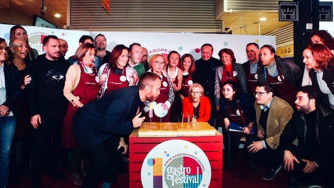 Arranca la décima edición de Gastrofestival Madrid