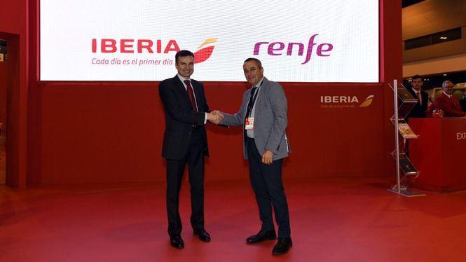 Renfe e Iberia amplían su oferta tren + avión a otras nueve ciudades