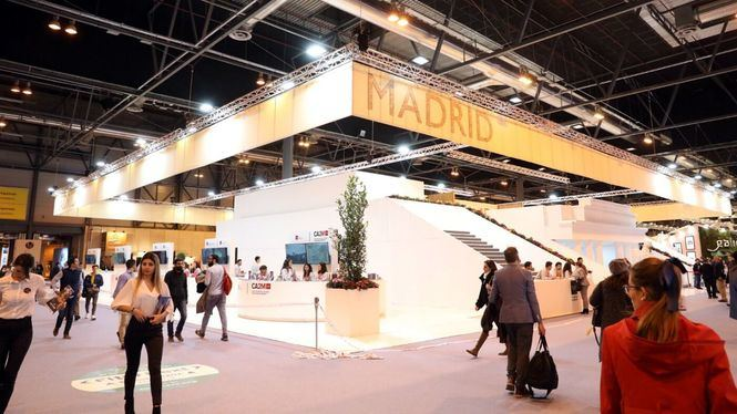 La cultura, protagonista del stand de Madrid en la Feria Internacional de Turismo (Fitur)