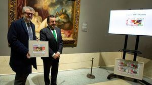 Las Obras Maestras del Museo del Prado en 71,5 millones de cupones de la ONCE