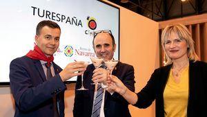 Navarra firma un acuerdo con Turespaña