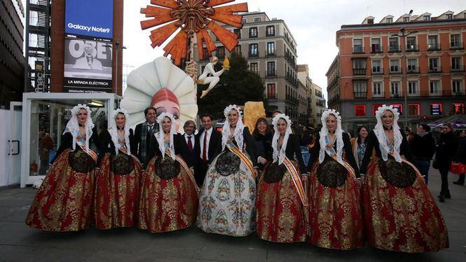 Inauguración Punto Informacion Turística de Alicante en la plaza de Callao