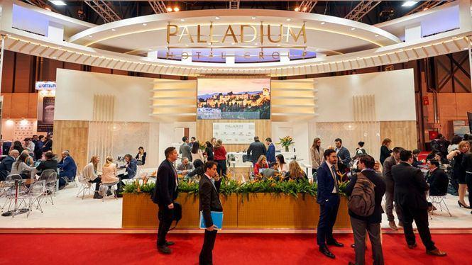 Palladium Hotel Group recibe el premio al mejor stand de FITUR 2019