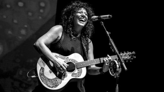 Rosana presenta en el Teatro de la Zarzuela, Como en casa