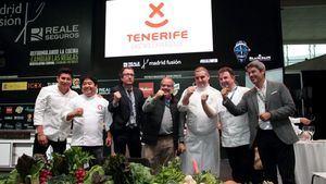 La papa de Tenerife, protagonista en Madrid Fusión