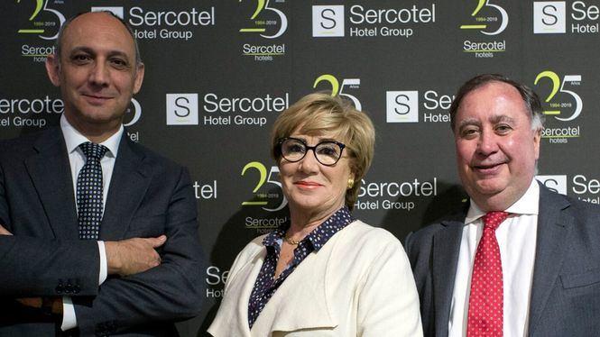 Sercotel Hotels celebró su 25º aniversario con una nueva identidad y nuevas marcas