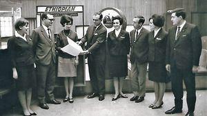 Ethiopian Airlines despide a Jose Luis de Dios Galán, artífice de su llegada a España