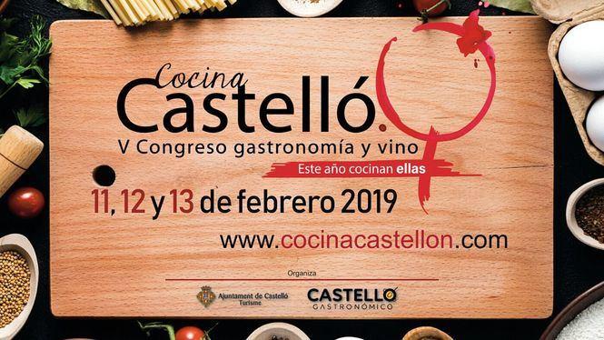 Las mujeres protagonizan el V Congreso de Gastronomía y Vino de Castellón