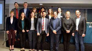 Empresas hoteleras de diez países de la UE buscan nuevos talentos en Hecansa