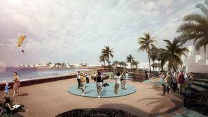 La Consejería de Turismo saca a licitación la mejora del Paseo de Las Cucharas en Costa Teguise