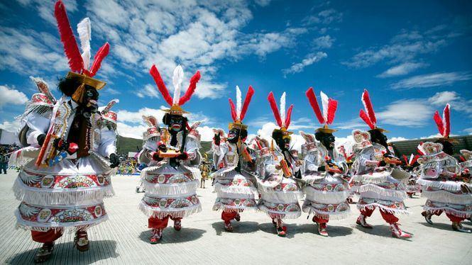 Perú celebra la Fiesta de la Virgen de la Candelaria en Puno del 2 al 11 de febrero