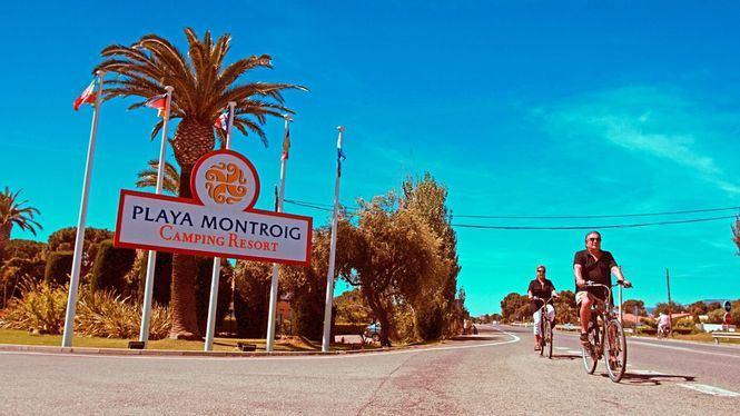 Playa Montroig Camping Resort, más gastronomía, deportes, conectividad y confort