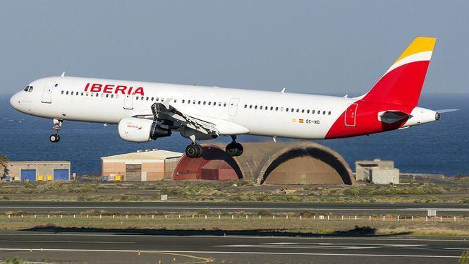 Iberia operará 20 vuelos adicionales a Barcelona para el Mobile World Congress