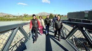 Puesta en marcha de Alquibla, la Ruta por los paisajes de Bigastro