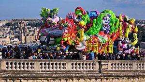 Malta despide el invierno con su tradicional Carnaval