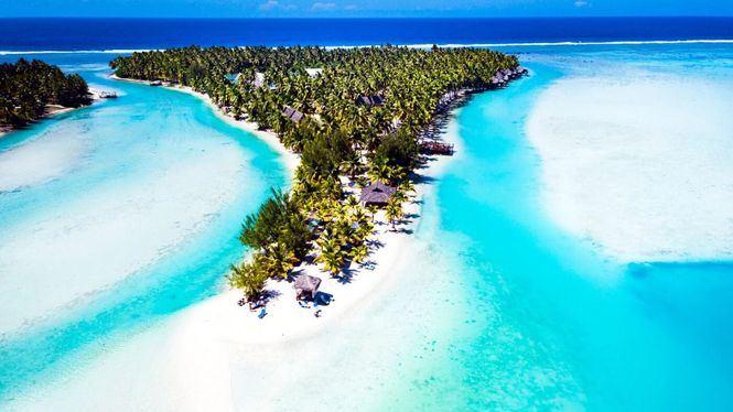 Alojamientos paradisíacos en Islas Cook para evadirse en 2019