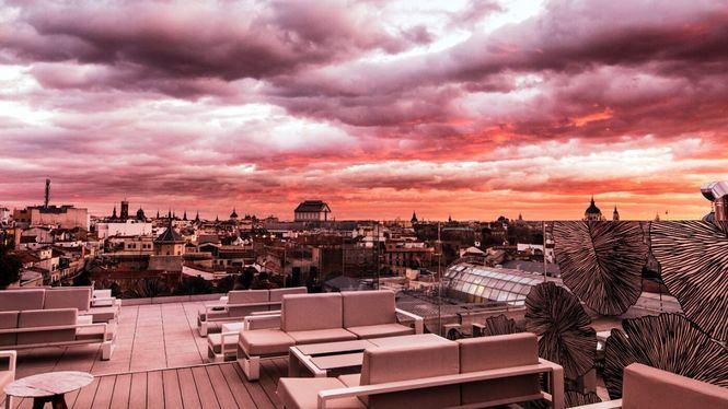 Celebra la semana más romántica del año desde el cielo de Madrid