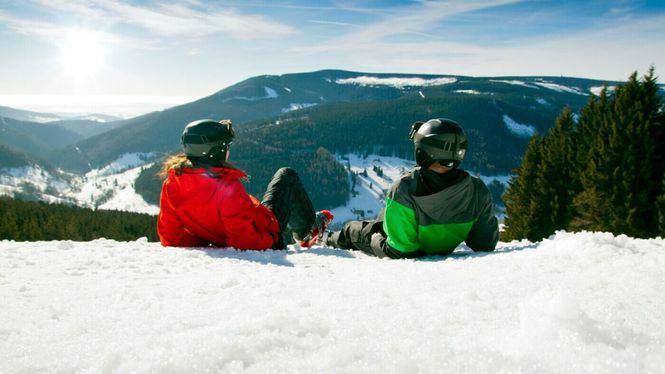 Los lugares y las épocas más asequibles para esquiar