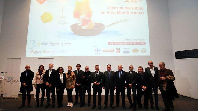 Alicante Gastronómica, segundo encuentro del estilo de vida mediterráneo