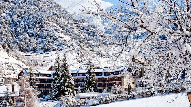 De Andorra al Prepirineo aragonés, tres escapadas de invierno con Logis pasadas por nieve