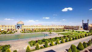 Irán. Isfahan