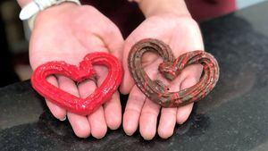 Churros Bombón y Chocolate para el Día de los Enamorados