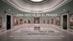 El Teatro de la Zarzuela se suma a la celebración de los 200 años del Prado