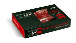 COVAP presenta una selección de carnes frescas de cerdo de bellota 100% ibérico