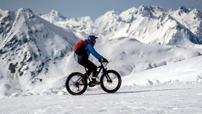 Los 8 templos del Fat Bike en el Pirineo Francés