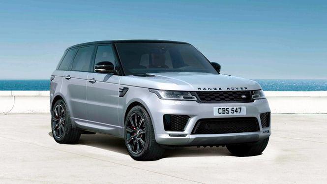 Edición especial Range Rover Sport HST con un nuevo motor de seis cilindro