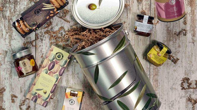 La Chinata presenta seis originales cubos gourmet ideales para regalar