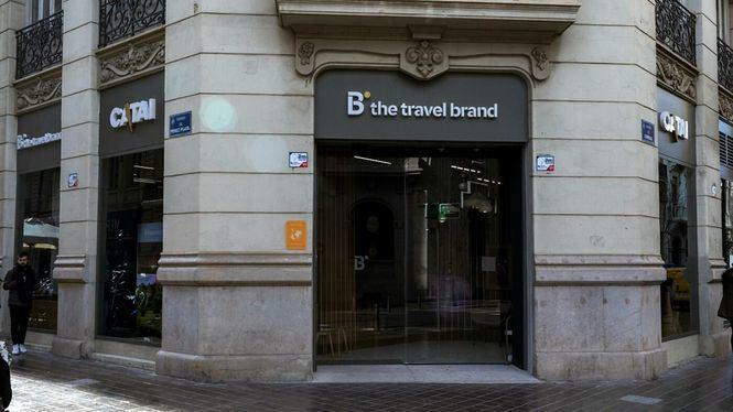 B The Travel Brand & Catai inaugura en Valencia su primera tienda Premium